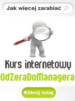 """Zapisz się na kurs internetowy """"Od Zera Do Managera"""" i zacznij więcej zarabiać!"""
